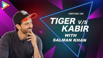 """Hrithik Roshan on WAR 2 with Salman Khan """"Tiger vs Kabir"""" I'm very LAZY guy Akshay Kumar"""