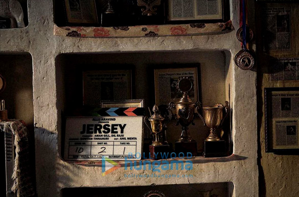 On The Sets Of The Movie Jersey