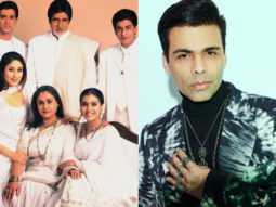 Kabhi Khushi Kabhie Gham completes 18 years of its release, Karan Johar expresses gratitude
