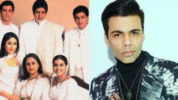 Kabhi Khushi Kabhie Gham completes 18 years of its release, Karan Johar expresses gratitude