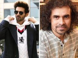 Kartik Aaryan gets Imtiaz Ali to try on the Chintu Tyagi filter on Instagram!