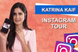 "Katrina Kaif ""I got to catch up with Priyanka Chopra who doesn't…"" Instagram Tour"