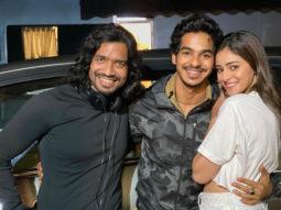 Khaali Peeli: Ananya Panday and Ishaan Khatter celebrate last shoot day for the year
