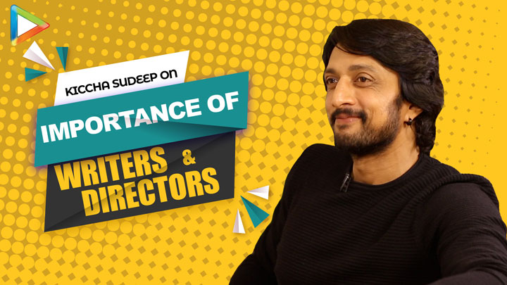 """Kiccha Sudeep """"Audiences have LIBERTY to say whatever they want on your face so..."""" Dabangg 3"""
