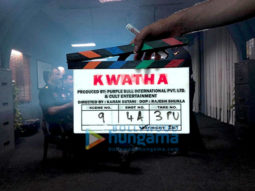 On The Sets From The Movie Kwatha