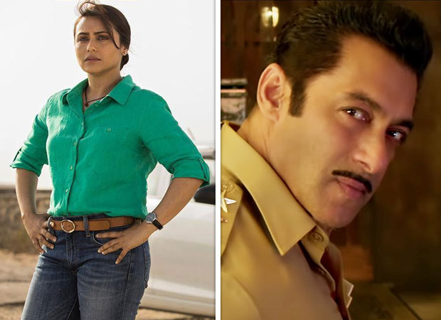 Mardaani 2 Box Office Collections: The Rani Mukerji starrer has a good hold on Monday despite competition from Dabangg 3