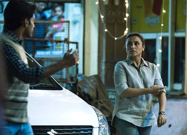 Mardaani Box Office Collections The Rani Mukerji starrer sees further enhanced footfalls on Tuesday