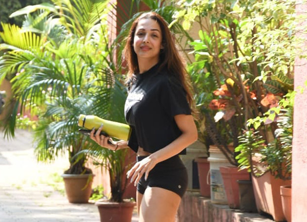 PICTURES When Malaika Arora's gym shorts became the talk of the town