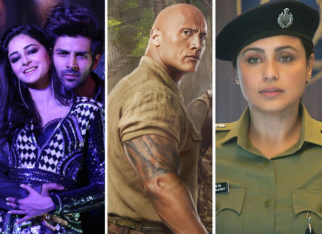 Pati Patni Aur Woh Box Office Collections The Kartik Aaryan starrer continues to collect despite competition from Jumanji and Mardaani 2