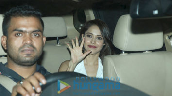 Photos: Celebs attend the special screening of Good Newwz at YRF Studios