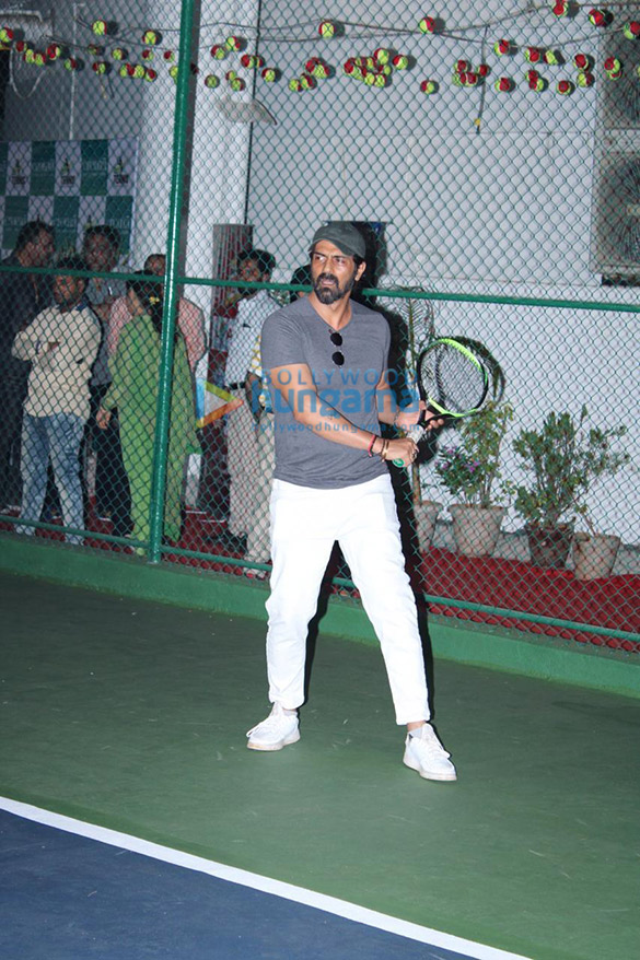 Photos Celebs grace opening of Tennis League 2019 (1)