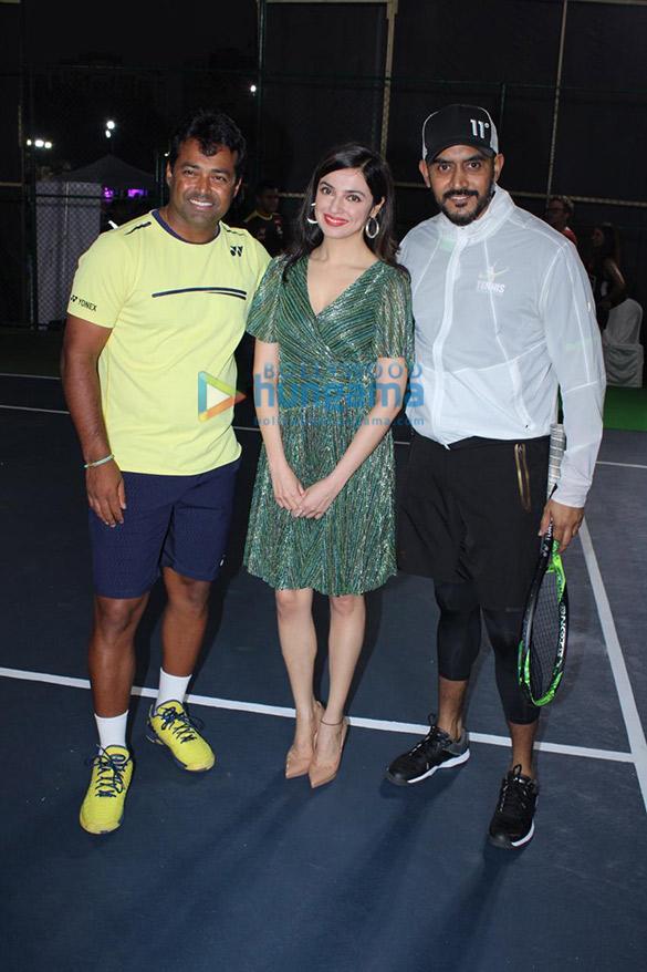 Photos Celebs grace opening of Tennis League 2019 (5)
