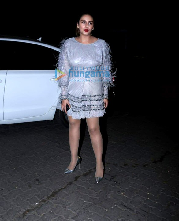 Photos: Celebs grace the success bash of Pati Patni Aur Woh