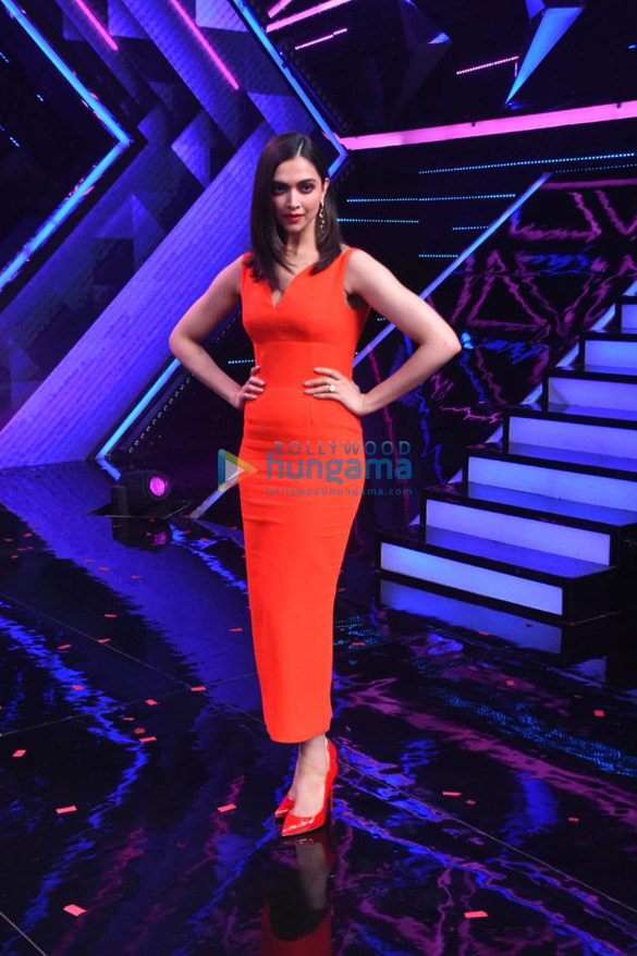 Photos Deepika Padukone spotted for Dance Plus 5 shoot at Filmistan Studio, Goregaon (003)