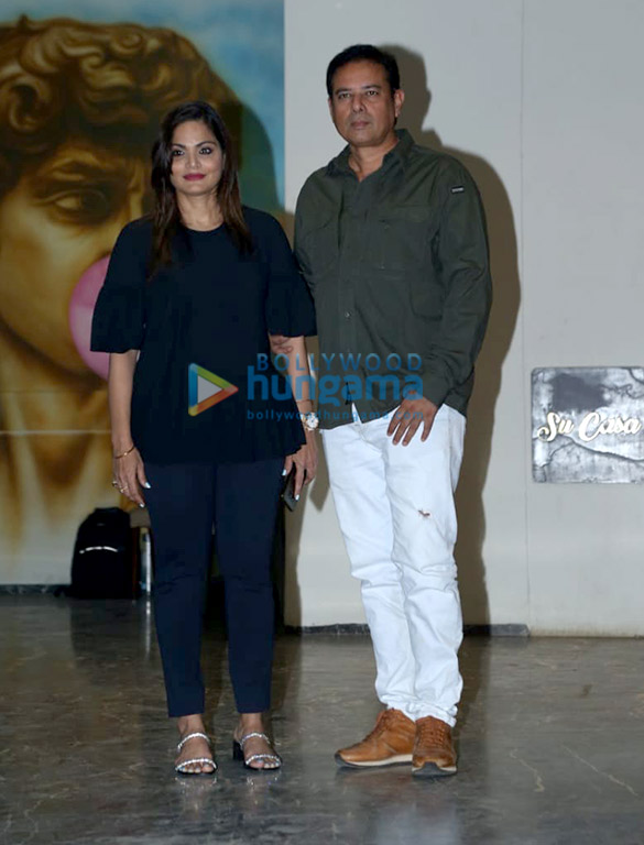 Photos Salman Khan, Sonakshi Sinha, Daisy Shah and others grace Saiee Manjrekar's birthday bash (8)