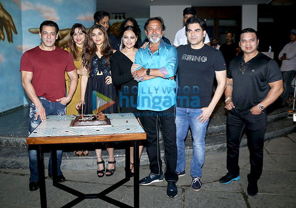 Photos Salman Khan, Sonakshi Sinha, Daisy Shah and others grace Saiee Manjrekar's birthday bash1