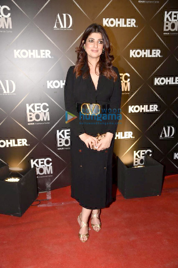Photos: Twinkle Khanna snapped at the Kohler Experience Centre