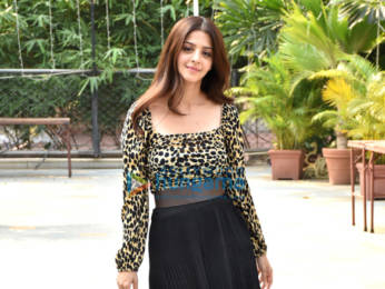 Photos: Vedhika Kumar snapped during The Body promotions