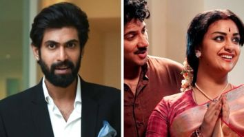 Rana Daggubati congratulates Keerthy Suresh and Mahanati team on winning National Awards