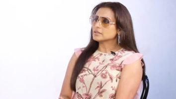 Rani Mukerji REACTS to Priyanka Reddy's rape & murder Nirbhaya Episode Mardaani 2