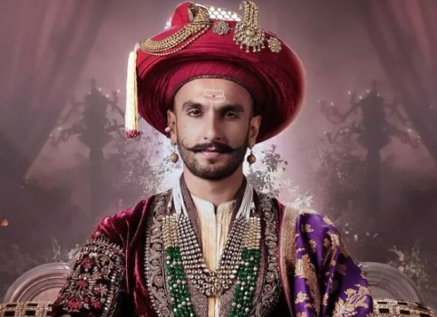 Ranveer Singh was always supposed to stand out and not blend in