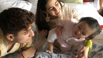 Sara Ali Khan wishes Taimur Ali Khan on his birthday with the cutest pictures!