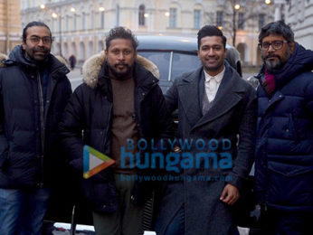 On The Sets From The Movie Sardar Udham Singh