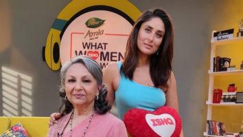 Sharmila Tagore reveals what she likes and dislikes about Kareena Kapoor Khan