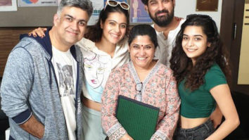 It's a wrap for Netflix original Tribhanga starring  Kajol, Mithila Palkar, Tanvi Azmi & Kunaal Roy Kapur
