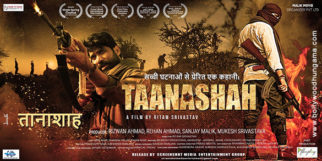 First Look Of The Movie Taanashah