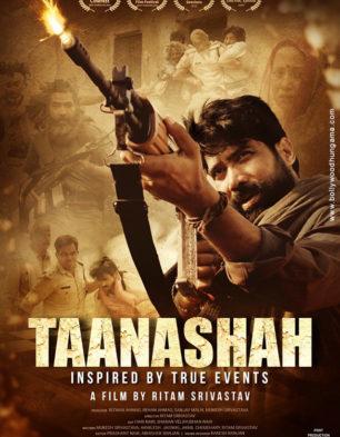 First Look Of The Movie Taanashah