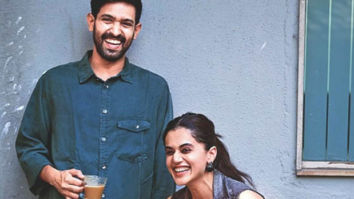 Taapsee Pannu and Vikrant Massey to star in a murder mystery by Anand L Rai
