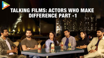 Talking Films Actors who make a Difference Talent or Legacy Struggle Competition