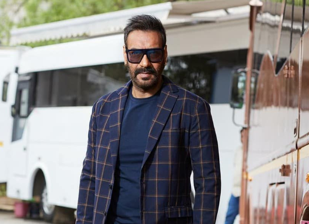 Tanhaji Ajay Devgn deletes the word 'Om' from Maratha flag after historians point out the discrepancy