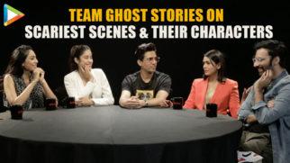 Team Ghost Stories on Scariest Scenes, Their Characters & 4 Directors Mrunal Janvhi Gulshan