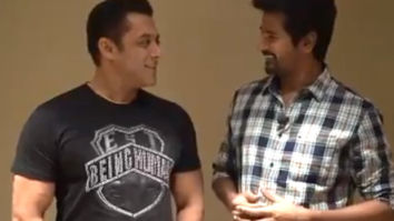 VIDEO Salman Khan promotes Hero while Siva Karthikeyan promotes Dabangg 3, making the fans go crazy!