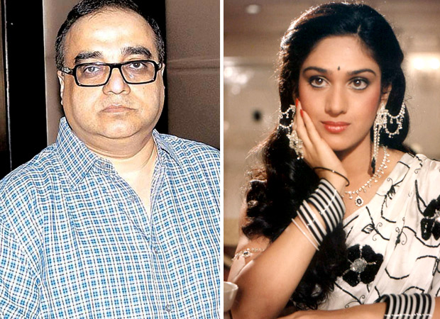 When director Rajkumar Santoshi claimed he was madly in LOVE with Meenakshi Sheshadri