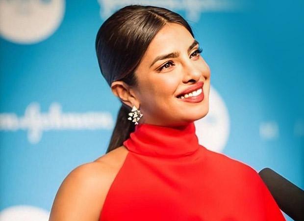 YAY! Priyanka Chopra Jonas receives UNICEF's Danny Kay Humanitarian Award