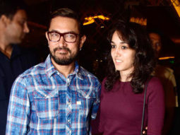 """Break a leg""- Aamir Khan tells daughter Ira Khan ahead of her directorial debut"