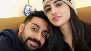 Abhishek Bachchan has the sweetest birthday wish for niece Navya Naveli Nanda