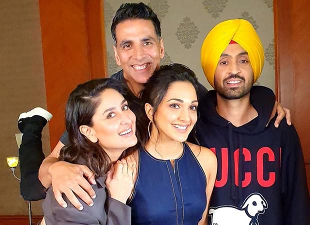 Watch: Akshay Kumar and Good Newwz gang do a carpool karaoke and it's hilarious
