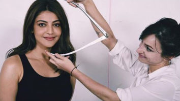 Kajal Aggarwal becomes the first South Indian actress to get a wax statue at Madame Tussauds