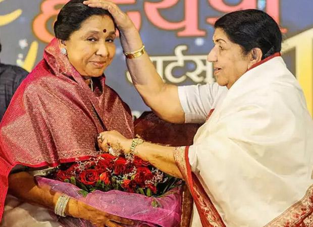 Asha Bhosle overjoyed as sister Lata Mangeshkar returns home after 28 days at the hospital
