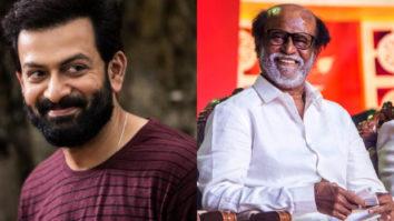 Malayalam actor Prithviraj apologises to Rajinikanth. Here's why