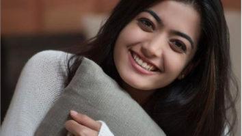 Watch: Dear Comrade star Rashmika Mandanna grooves to Hrithik Roshan's 'Ghungroo' along with Nithiin
