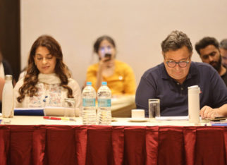 Rishi Kapoor and Juhi Chawla's Sharmaji Namkeen rolls, latter shares pictures