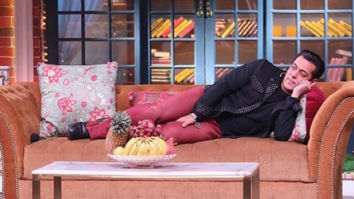 The Kapil Sharma Show: Salman Khan says he can't sleep on bed, Kapil Sharma's reply leaves everyone in splits