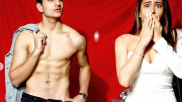 Christmas 2019: Ibrahim Ali Khan steals the limelight from sister Sara Ali Khan with his shirtless picture