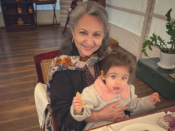 Sharmila Tagore rings in her 75th birthday with little Inaaya and a lip-smacking pancake! See photo