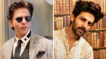 Kartik Aaryan reveals how Shah Rukh Khan inspired him to become an actor